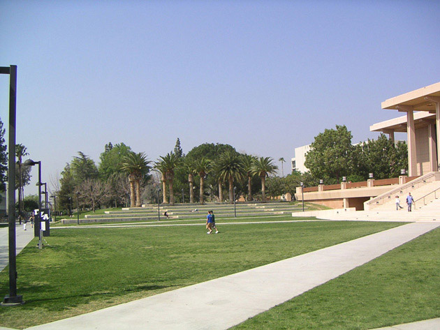 The Master Plan reinforced the social and physical focus of the campus ...
