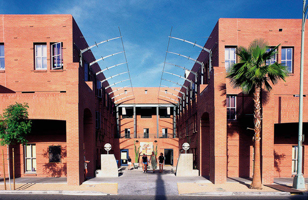 University of Arizona Colonia de la Paz Residence Halls