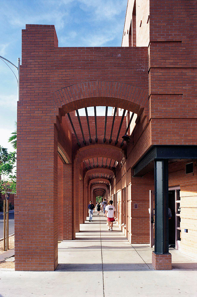 University Of Arizona Colonia De La Paz Residence Halls