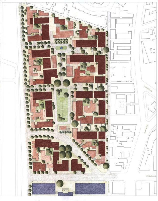 Ucla family housing floor plan