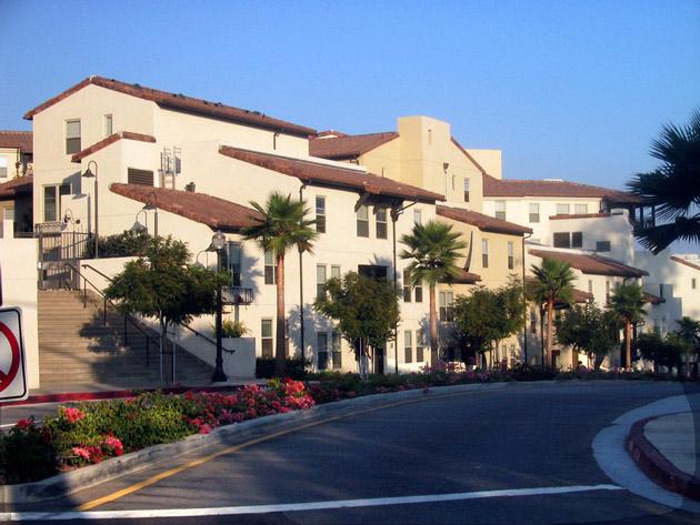 Ucla Dorms UCLA SW Campus Graduat...